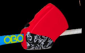 Bestel Obo Robo handprotector Hi-rebound right rood online