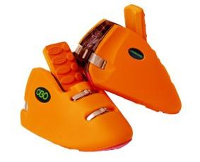 Obo Robo kickers Hi-rebound oranje online bestellen