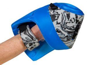 Obo Robo handprotectoren Hi-rebound PLUS right blauw online kopen
