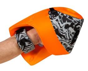 Koop online Obo Robo handprotectoren Hi-rebound PLUS right oranje