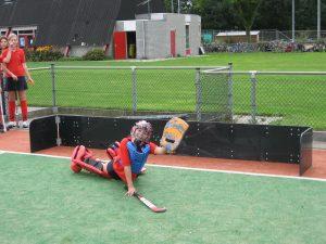 Arla minihockeydoel
